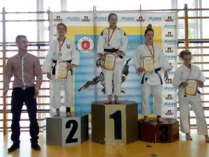 Anita Krawczyk II miejsce