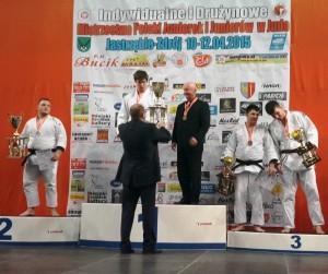 Mistrzostwa Polski jun.  i PE Kowno 2015 r.