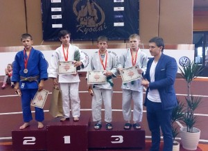 "INTERNATIONAL ""KYODAI"" JUDO TOURNAMENT"