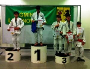 P. Zaborowski 2 miejsce -42 kg