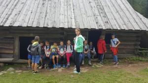 Obóz Zakopane 2016 r.