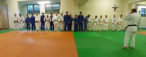 trening tatami