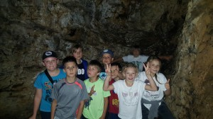 w jaskini